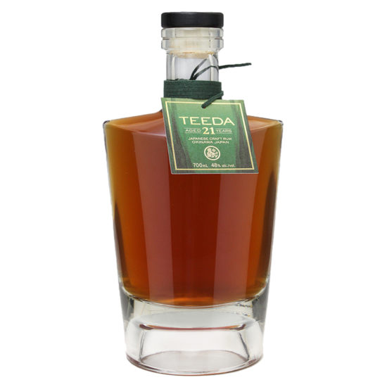 Teeda - 21YO 70cl without gift box